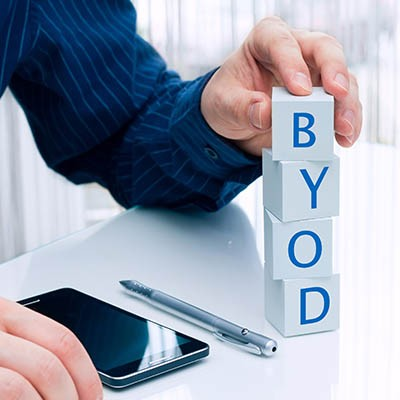 A BYOD Strategy Can Make a Huge Difference