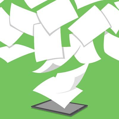 Tip of the Week: How to Phase Out Paper